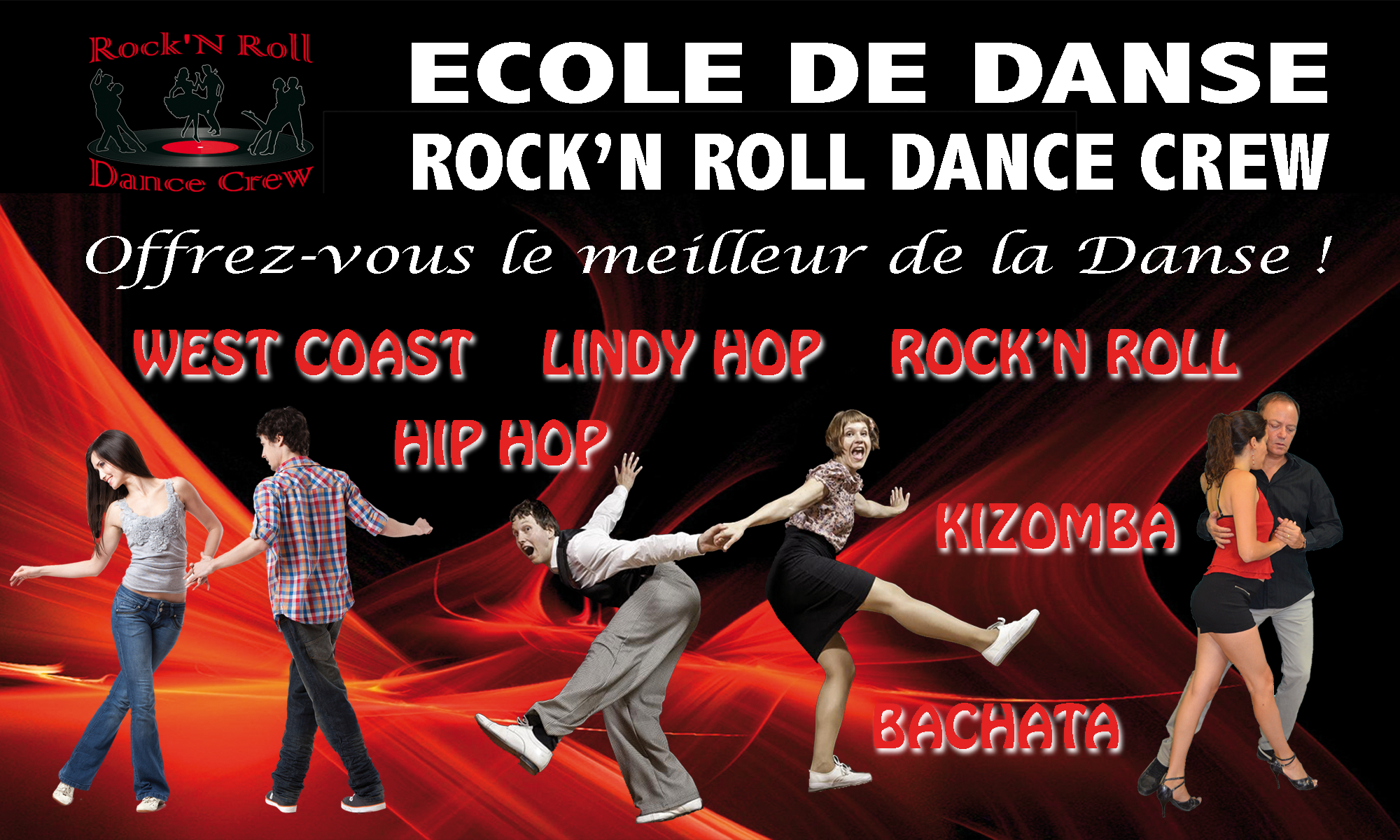 ROCK N ROLL DANCE CREW